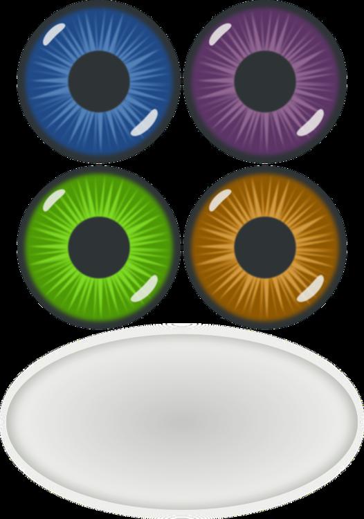 Purple,Iris,Circle