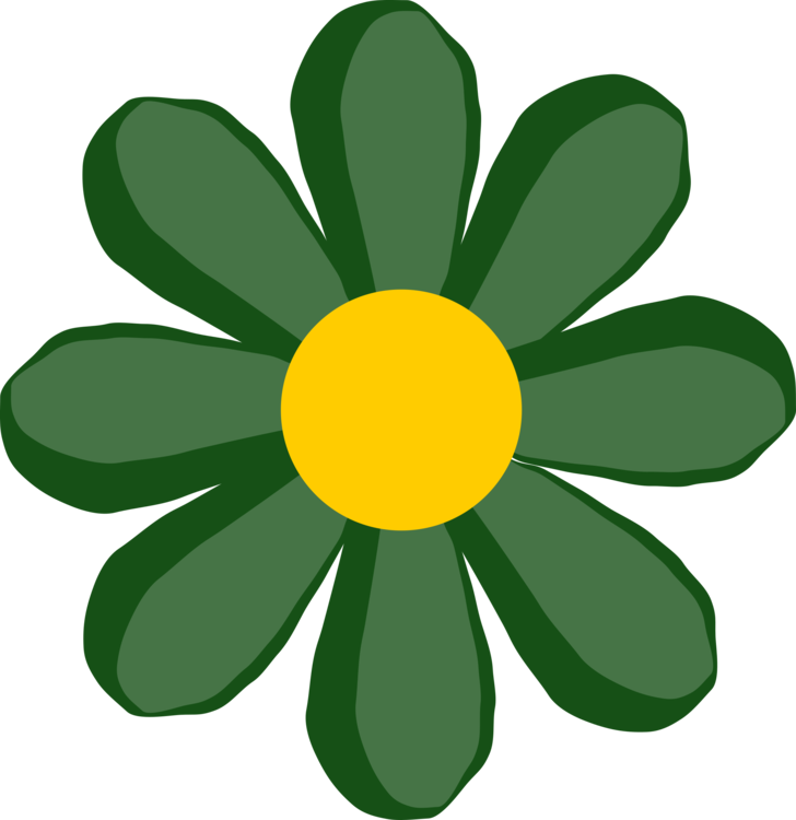 Flower green common daisy yellow drawing free commercial clipart flower green common daisy yellow drawing mightylinksfo