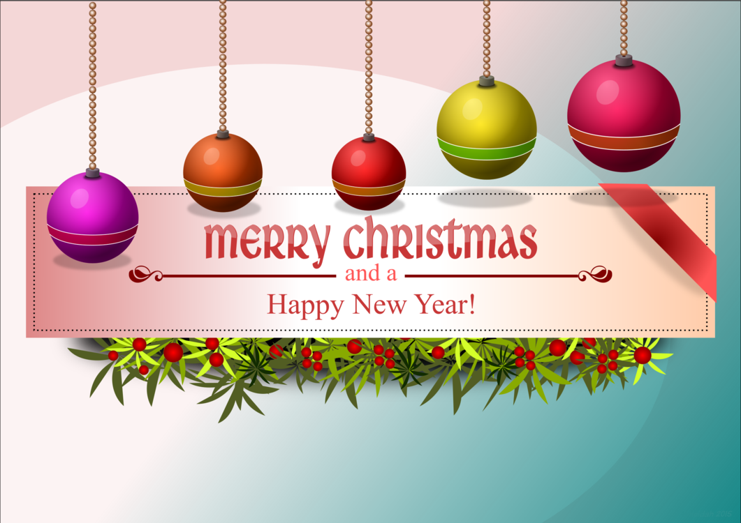 Christmas ornament Christmas card Christmas Day Greeting & Note ...