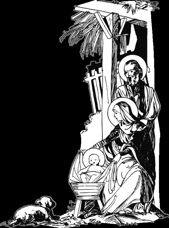 Nativity Of Jesus Virgin Birth Of Jesus Manger Preacher Cc0
