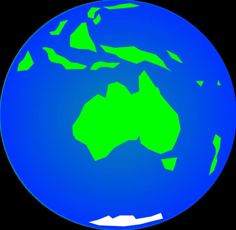Globe World Map Australia Free Commercial Clipart Globe World