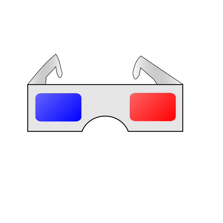 ff607ba2bf236 Polarized 3D system 3D film Glasses Computer Icons Three-dimensional space