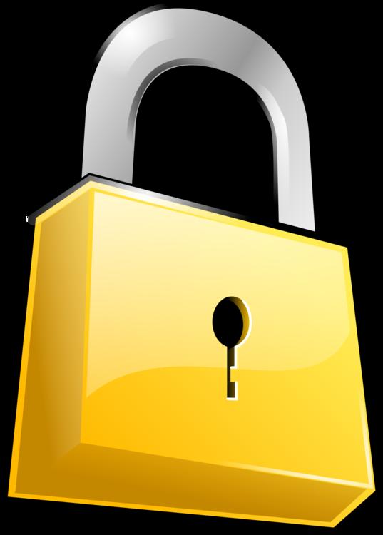 Lock,Material,Yellow