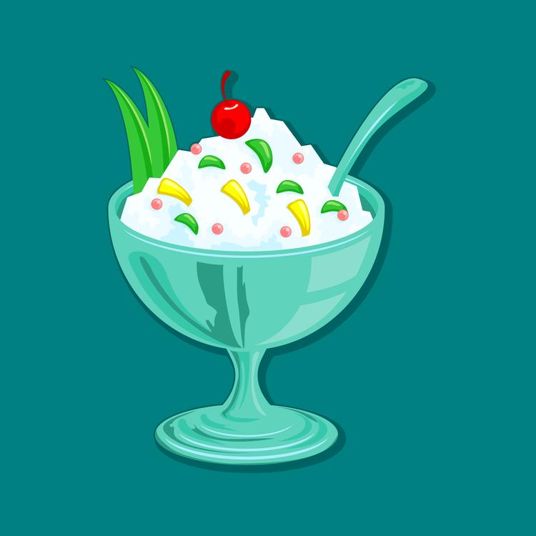 Dairy Product,Dondurma,Whipped Cream