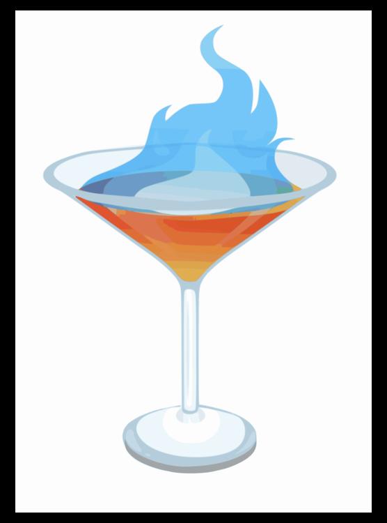 Non Alcoholic Beverage,Cocktail,Martini Glass