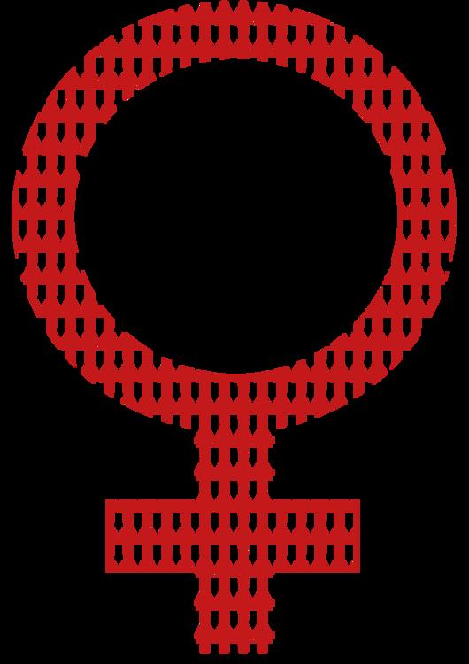 Gender Symbol Female Gender Equality Free Commercial Clipart