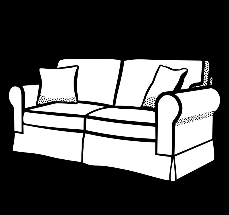 Line Art,Angle,Outdoor Sofa