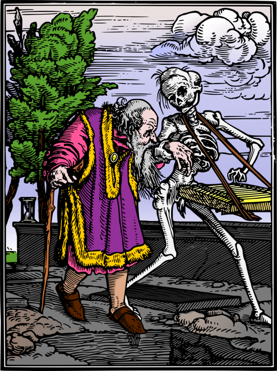 Symbols Of Death Danse Macabre Dance Line Art Free Commercial