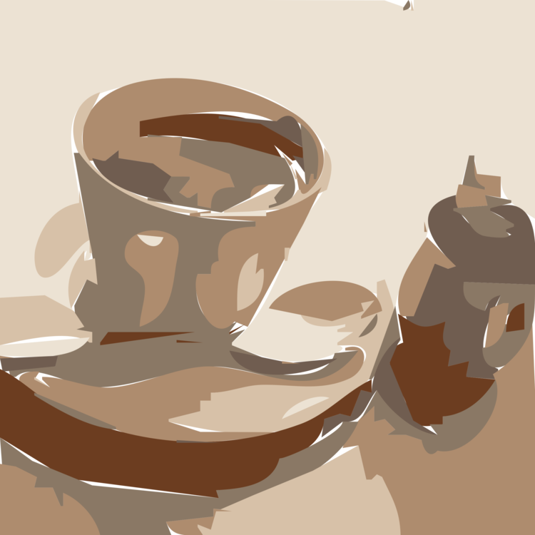 Brown,Cup,Tableware