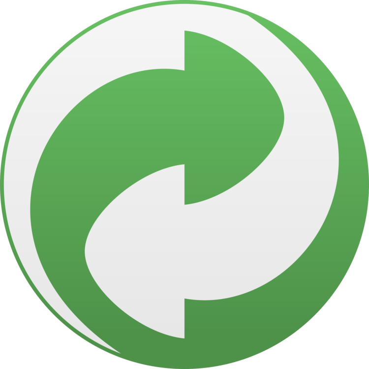 Paper Recycling Symbol Waste Recycling Bin Free Commercial Clipart