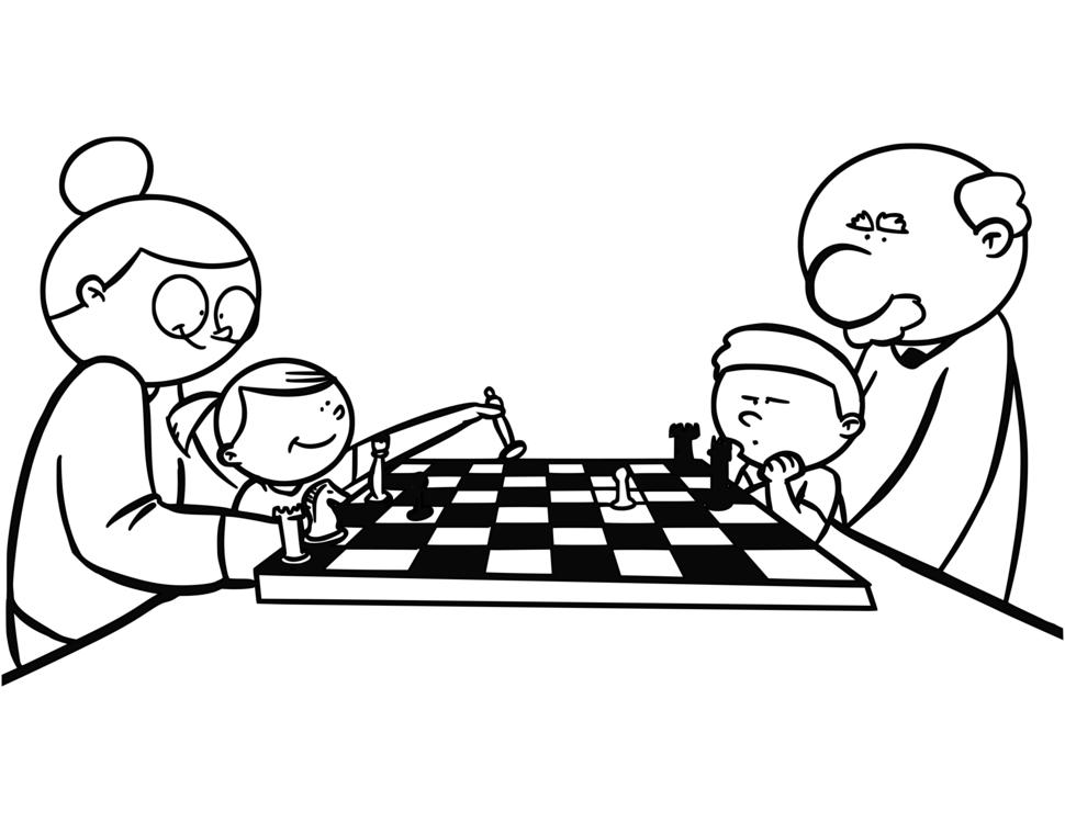 рисунки про шахматы снимать телефон