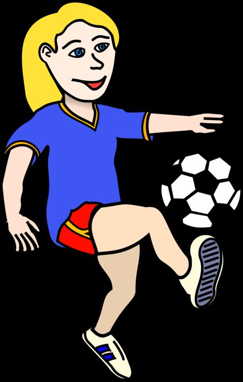 Football player Women's association football Goal