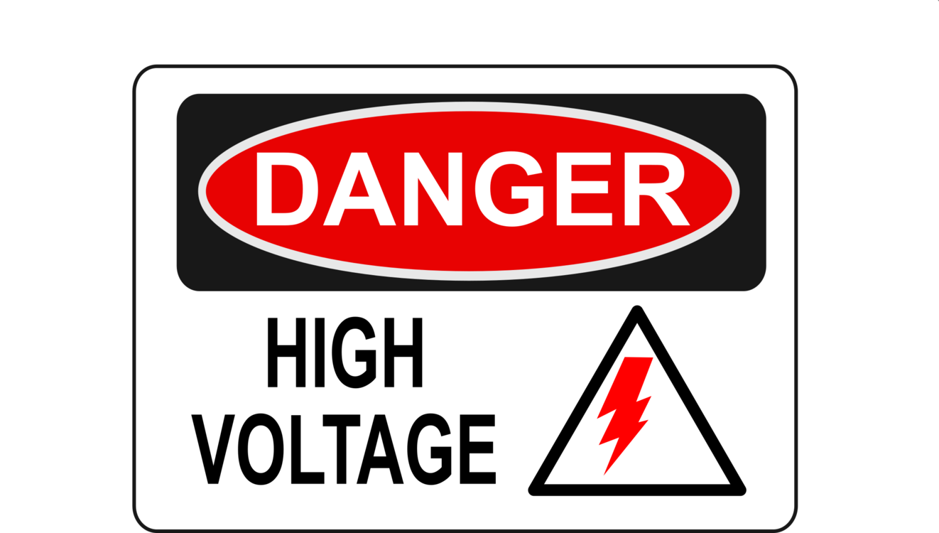 Electric Potential Difference High Voltage Computer Icons Symbol