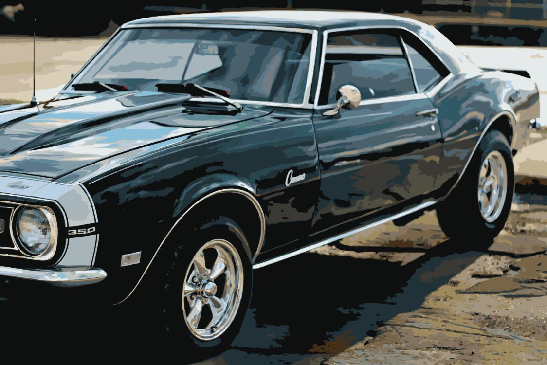 Muscle Car,Automotive Exterior,Classic Car