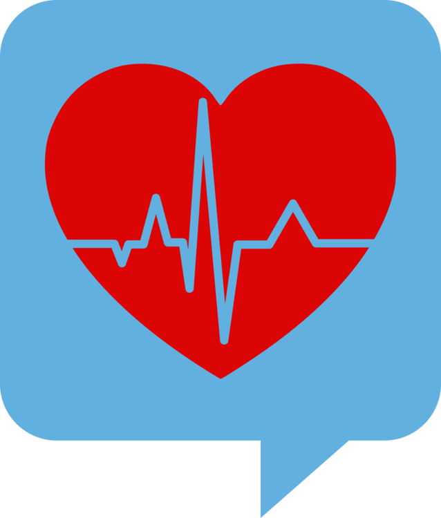 Heart Electrocardiography Health Care Computer Icons Free Commercial
