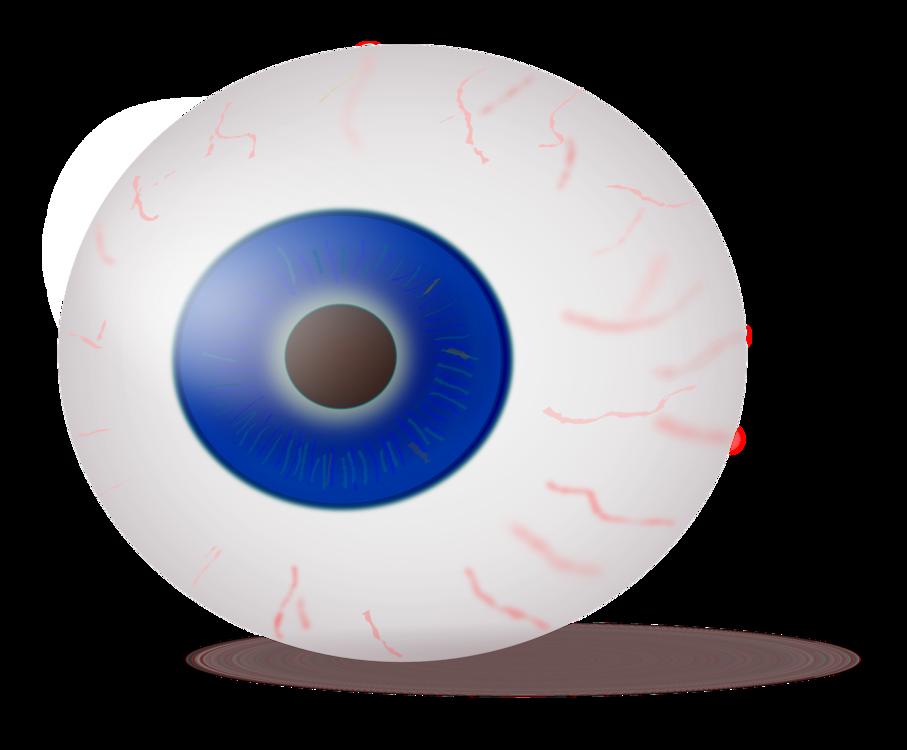 Blue,Iris,Close Up