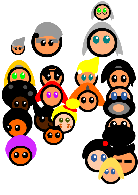 Multicultural Images Family Computer Icons Drawing Home page