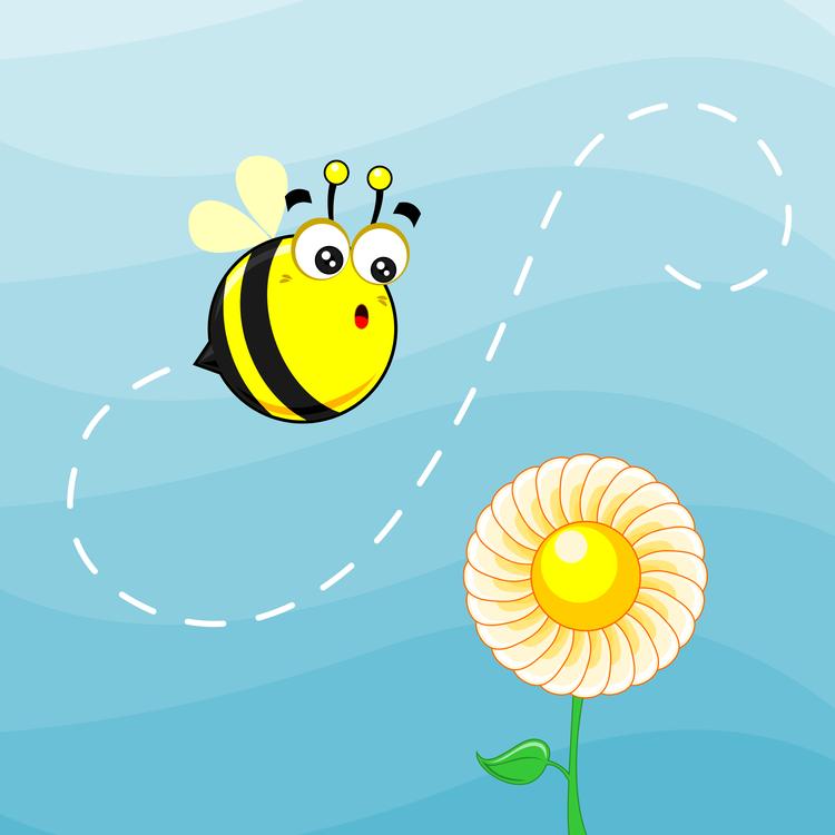 Butterfly,Flower,Honey Bee