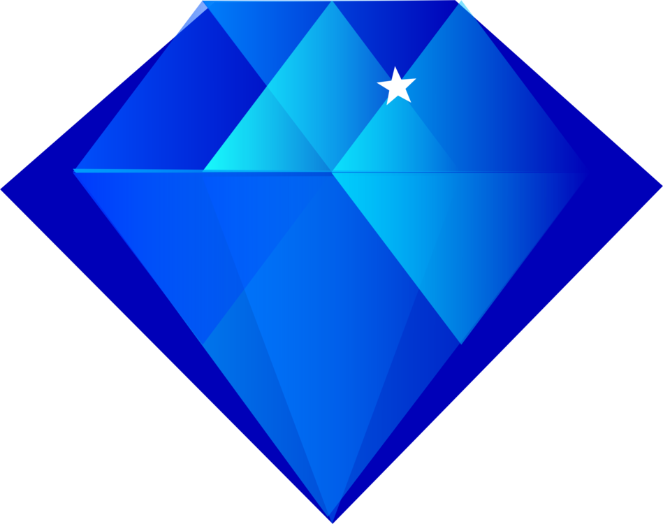 Blue,Electric Blue,Triangle