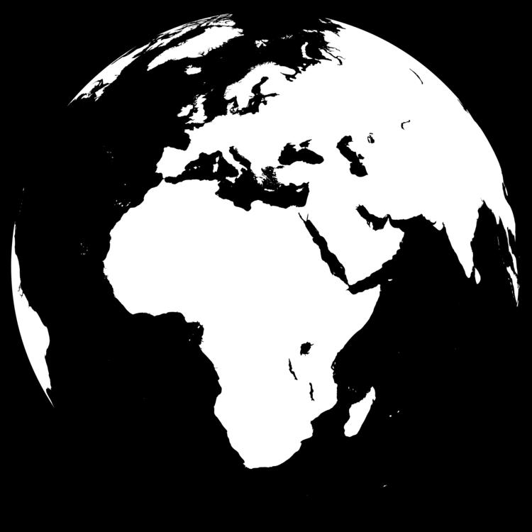ea671e1965 Globe World map Drawing Black and white CC0 - Human Behavior ...