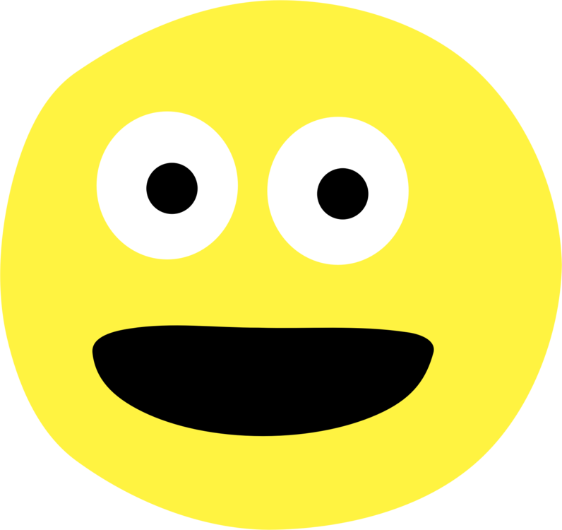 Emoticon,Smiley,Yellow Clipart - Royalty Free SVG