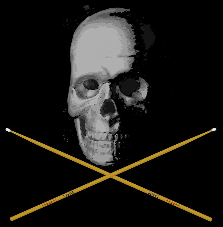 Angle,Darkness,Skull