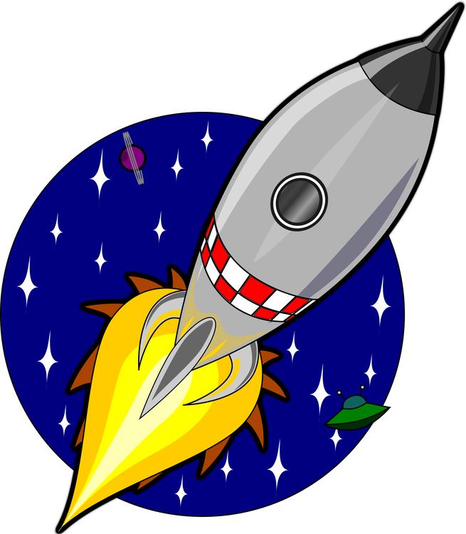 Vehicle,Rocket,Fish