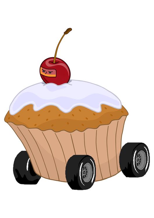 Food,Fruit,Cupcake