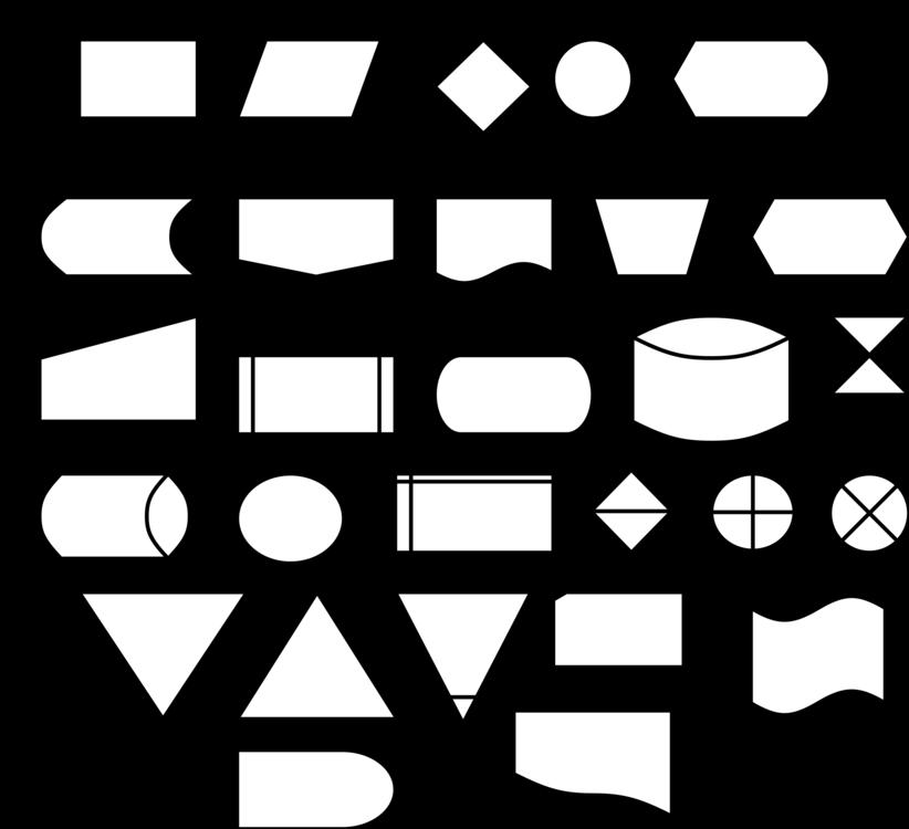 flowchart data flow diagram symbol cc0