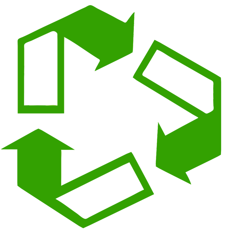 Recycling Symbol Recycling Bin Waste Paper Free Commercial Clipart