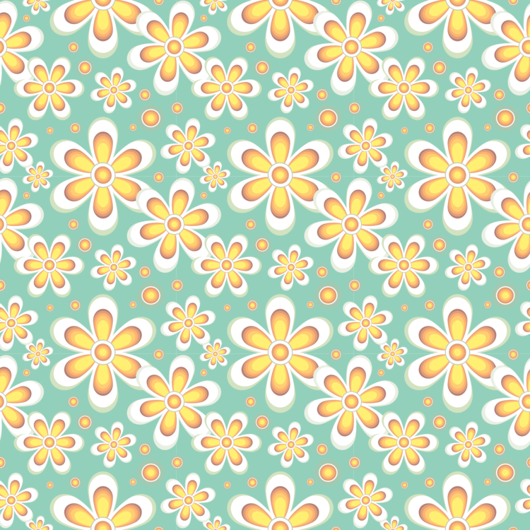 Wrapping Paper,Flower,Symmetry
