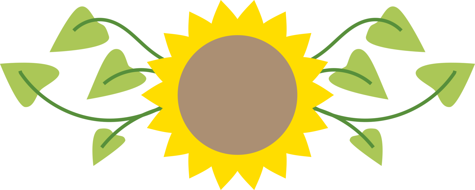 Sunflower Seed,Plant,Flower Clipart - Royalty Free SVG