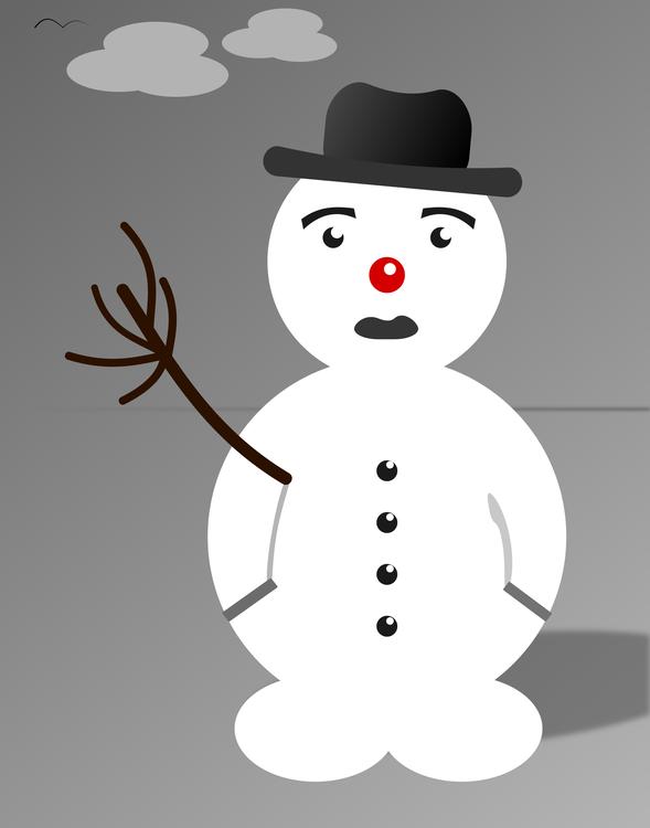Snowman,Art,Winter
