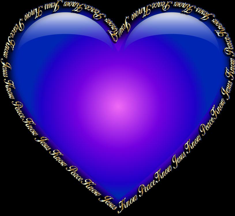 Cobalt Blue,Heart,Electric Blue