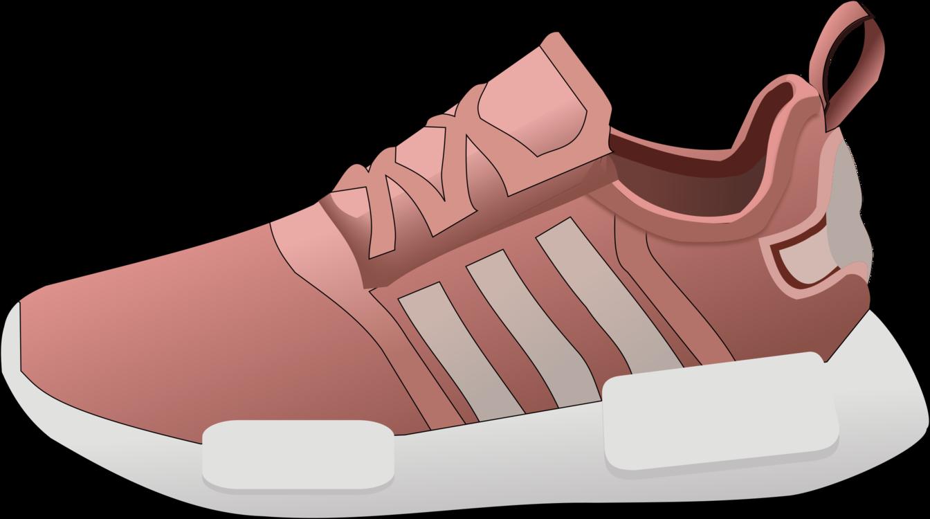Brown,Peach,Walking Shoe