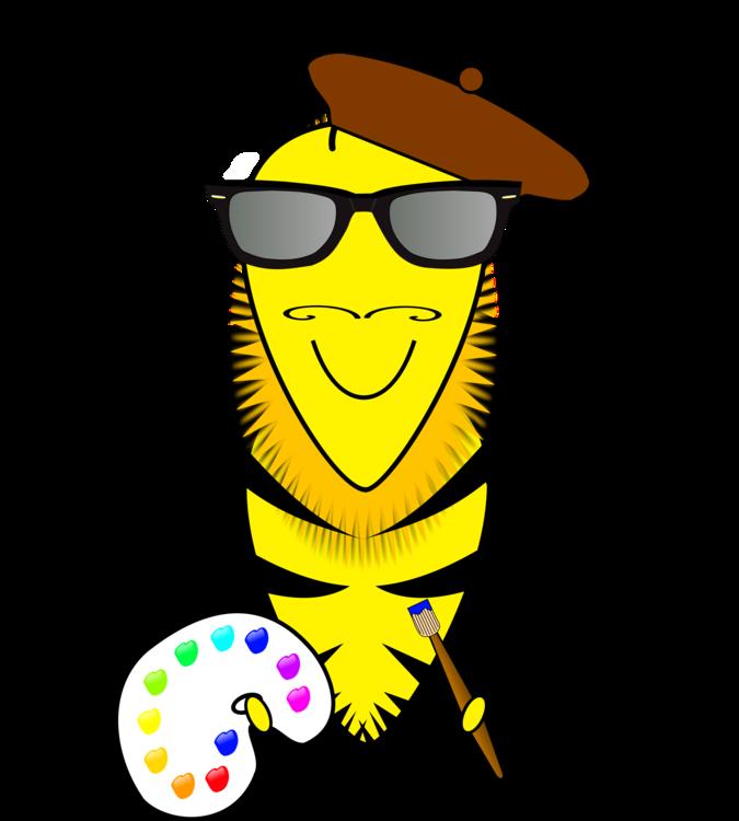Honey Bee,Pollinator,Yellow