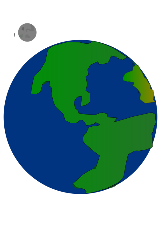 Delightful Globe The Flat Earth Society World Map   Free Clipart For Commercial Use