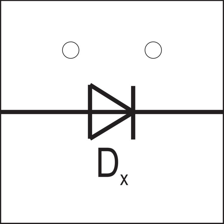 Enjoyable Wiring Diagram Diode Symbol Basic Electronics Wiring Diagram Wiring 101 Ariotwise Assnl
