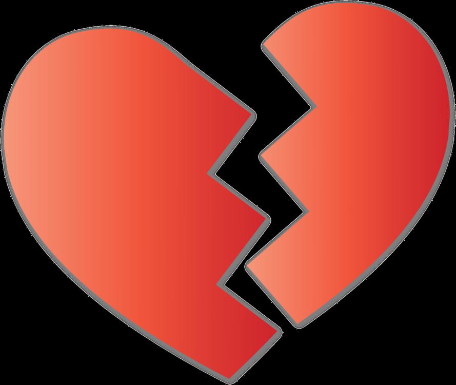 Broken Heart Computer Icons Breakup Love Free Commercial Clipart