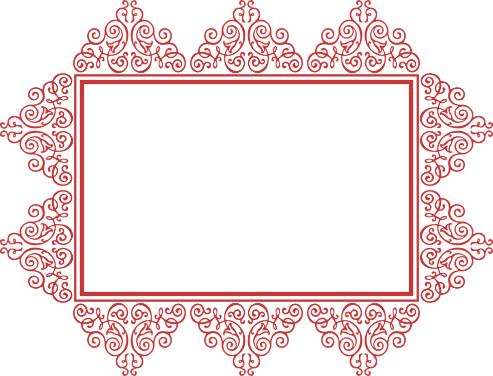Pink,Picture Frame,Square Vector Clipart - Free to modify