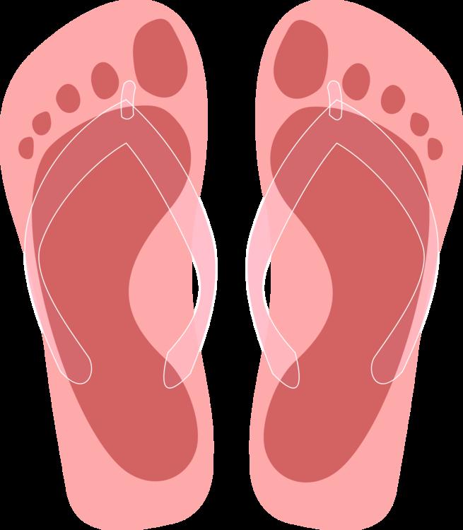 Pink,Finger,Sandal