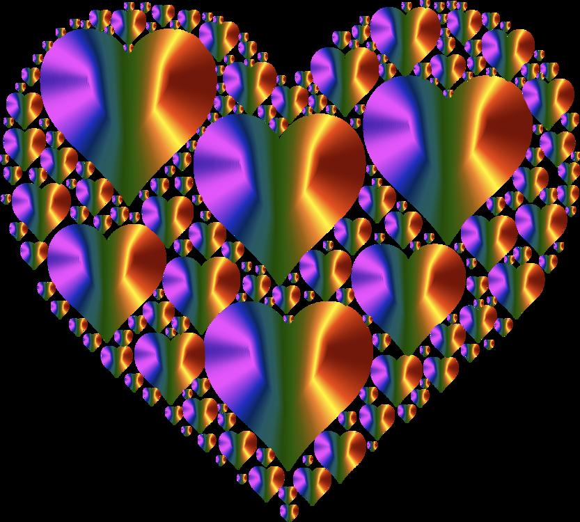 Heart,Symmetry,Petal