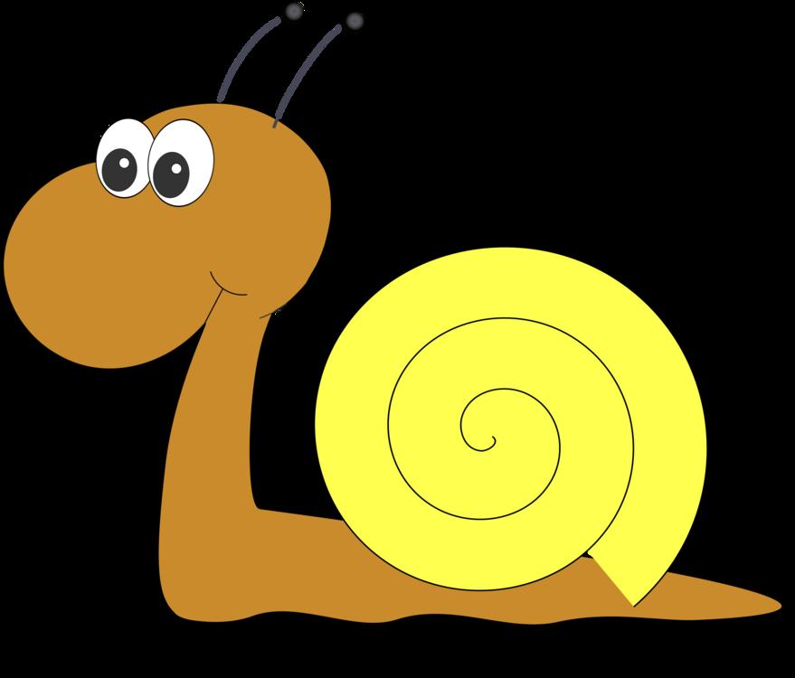 Snail,Artwork,Yellow