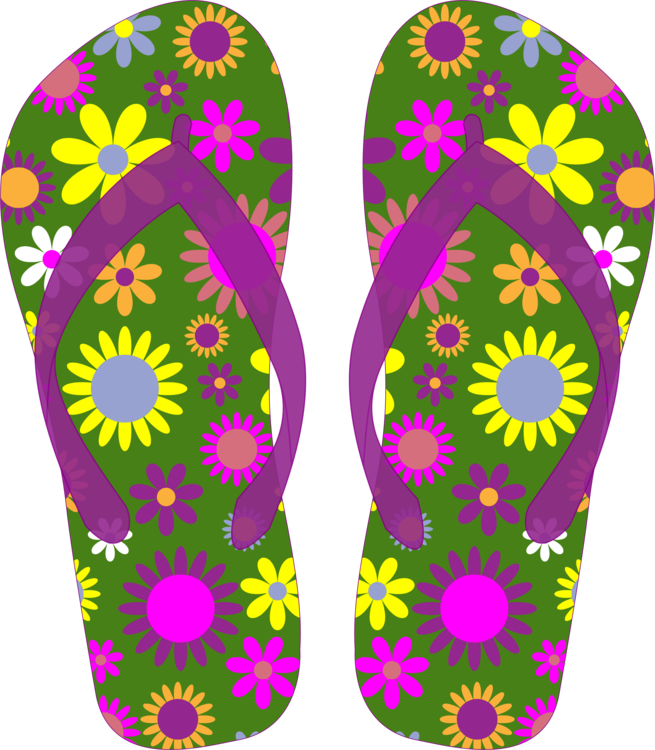 Sandal,Purple,Green