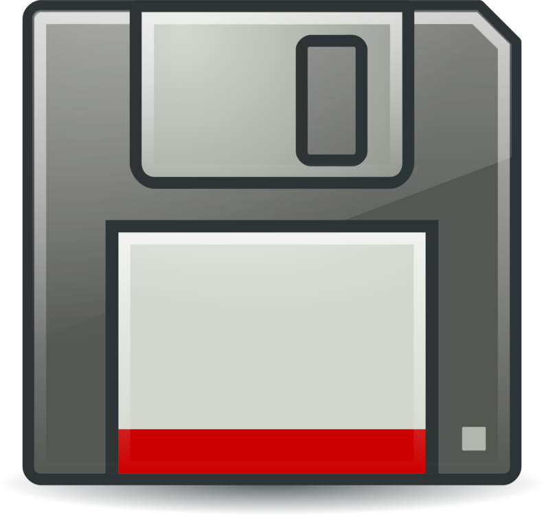 Floppy disk Disk storage Computer Icons Hard Drives Computer data storage
