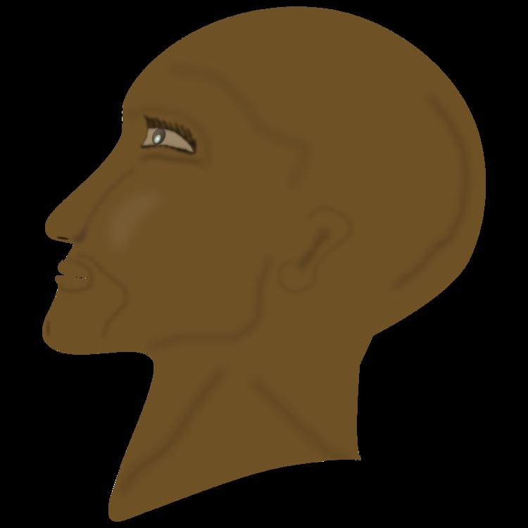 Head,Ear,Silhouette