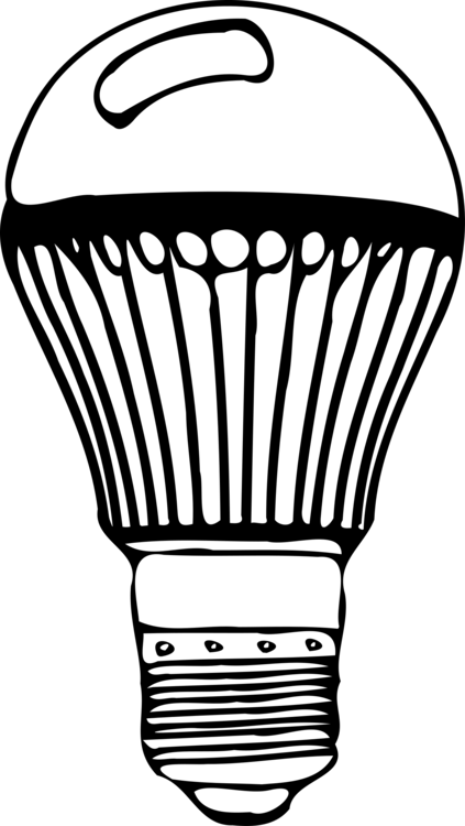 Incandescent Light Bulb LED Lamp Emitting Diode