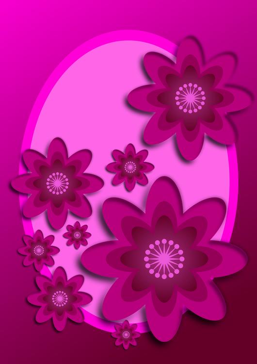 Pink,Flora,Lilac