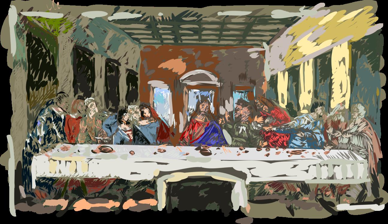 Recreation,Art,Last Supper