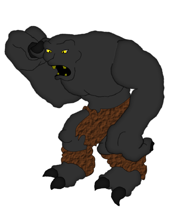 internet troll goblin ogre legendary creature free commercial